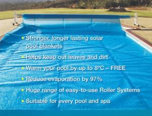 Daisy Pool Cover